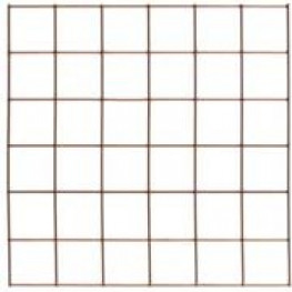 "Wire Mesh 31x31mm Holes 16G (1 1/4""x 1 1/4"" inch) 72""High (6FT) 15 Meters Galvanised"