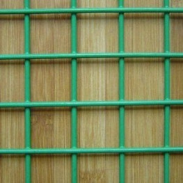 "PVC Coated Wire Mesh 50x50mm Holes 12G (2""x 2"" inch) 48""High (4FT) 12.5 Meters"