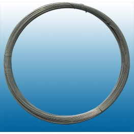 2.5mm Thick Line Wire 25KG 675 Meters Long Galvanised Wire